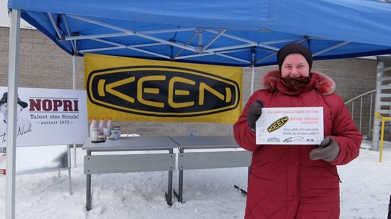 2da15b146ed Kilingi-Nõmme oli 18. veebruaril üleriigilise talvise discgolfi sarja Käpik  7. etapi korraldusega võõrustajaks 47 discgolfihuvilisele.