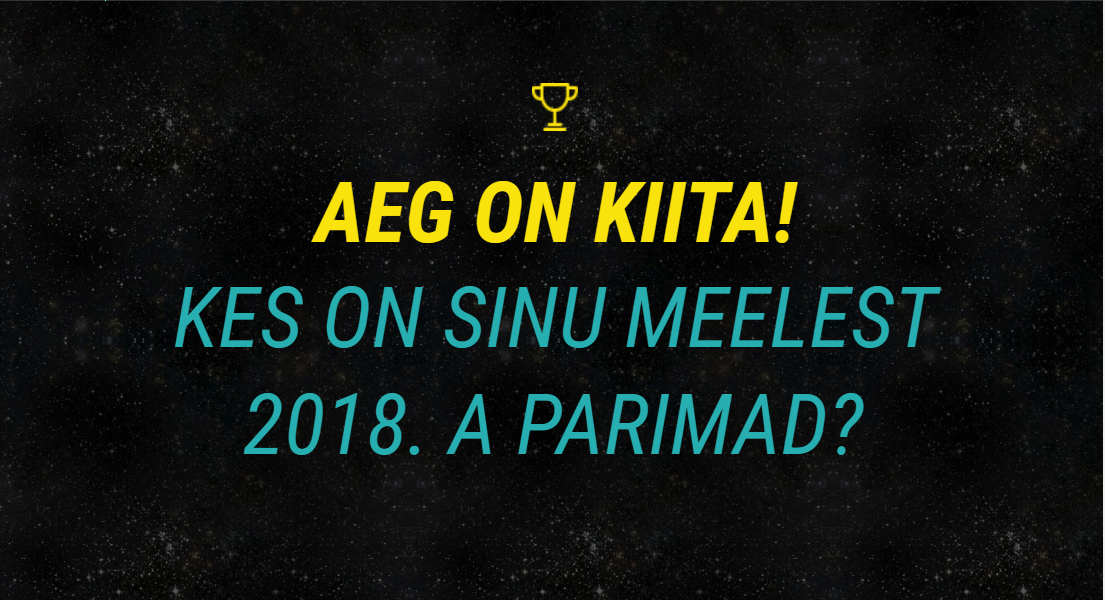 6798457acec Saarde valla 2018. aasta parimate Tegijate valimine spordis - Sport ...