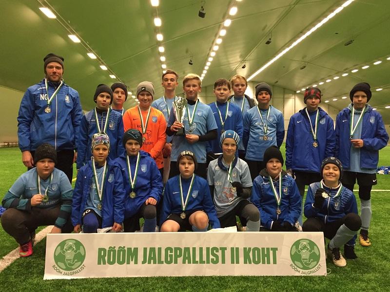 2d257ddd2f7 Pärnu JK Poseidon 24.11.18_v - Sport Saarde vallas