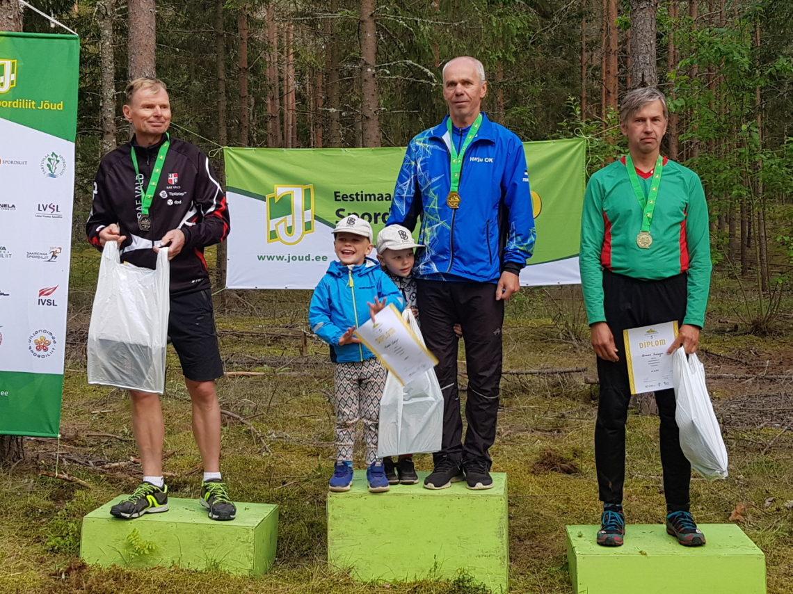 9c0f3a68bda Saarde vald 15. Eestimaa suvemängudel Tartus - Sport Saarde vallas